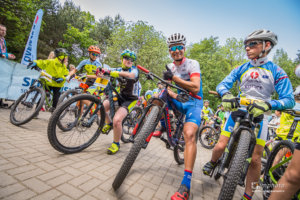 Detská tour Petra Sagana - Žilina 08.05.2018