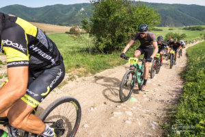 CUBE SPA MTB Maratón - Rajecké Teplice 12.05.2018