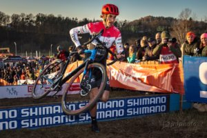 CYCLO-CROSS WORLD CUP Tábor - 17.11.2018
