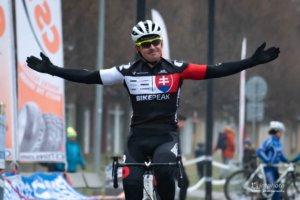 Majstrovstvá Slovenska v cyklokrose Banská Bystrica – 02.12.2018