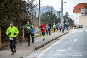 Zimný beh Považskou Bystricou - 29.12.2018