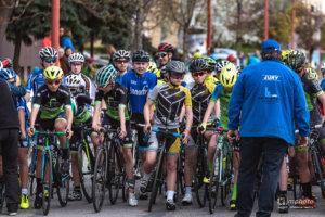 1.kolo Slov. pohára v cestnej cyklistike - Trnava 06.04.2019
