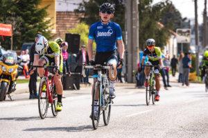 2.kolo Slov. pohára v cestnej cyklistike - Suchá nad Parnou 07.04.2019