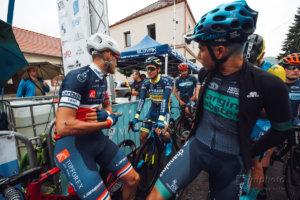 Visegrad 4 Bicycle Race 2021 - Nová Baňa 11.7.2021